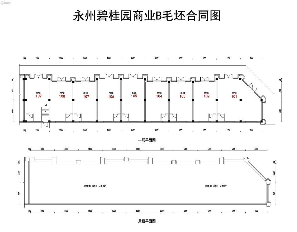 > 永州碧桂园户型图