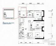 新世纪星城美寓3室2厅2卫0平方米户型图