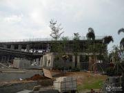 绿地中央文化城实景图