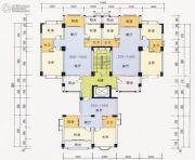 世德家园3室2厅2卫78--115平方米户型图