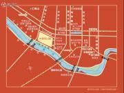 中海・河山郡交通图