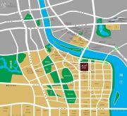 金钟・时代城交通图