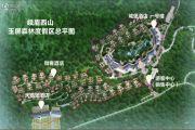 玉屏山森林度假酒店规划图
