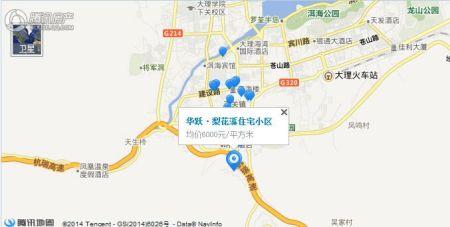 华跃・梨花溪住宅小区