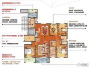 朗诗绿色街区4室2厅2卫185平方米户型图