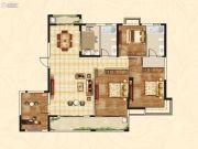 随州新城大自然4室2厅2卫170--63平方米户型图