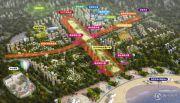 福佳新城规划图