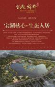 宝湖锦都规划图