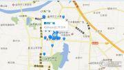 鹏利广场交通图