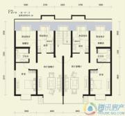 望都新地1室1厅1卫69平方米户型图