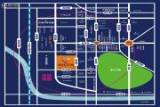 锦绣星城规划图