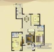 宏博锦园 高层0室0厅0卫135平方米户型图