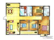 中迈王城之珠4室2厅2卫0平方米户型图