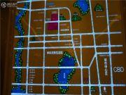 朗悦公园道1�交通图