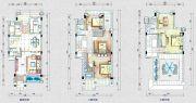 锦绣海湾城199--228平方米户型图