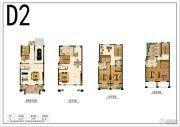 一品星泽湾4室3厅5卫285平方米户型图
