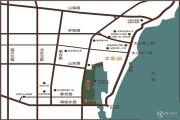 招商・莱顿小镇交通图