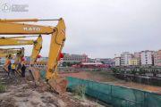 平湖佳兆业广场实景图