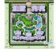 丽水南珠花园规划图