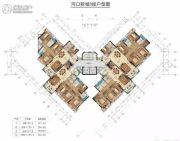 梧桐郡府5室2厅2卫121--153平方米户型图