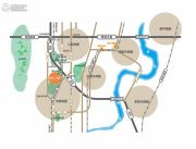 联发公园里交通图
