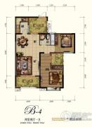 国兴北岸江山0室0厅0卫0平方米户型图