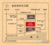 中瓯・金色海岸交通图