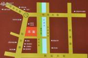 滨河城市经典交通图