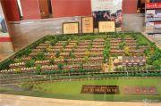 合生国际花园沙盘图