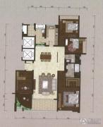 大学小筑1室2厅2卫248--270平方米户型图
