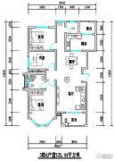 君尚一品小区二期2室2厅2卫132平方米户型图