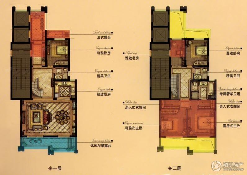> 京都红墅湾家园户型图