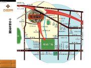天河盛世二期交通图