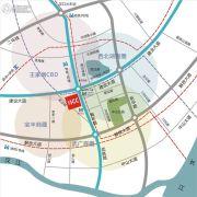 ICC铂庭交通图
