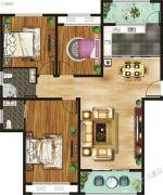 千玺�吩�3室2厅2卫133平方米户型图