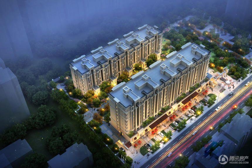 闹与静的碰撞 北京那些隐谧的建筑艺术 房产 第4张