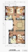 金隅观澜时代5室0厅0卫260平方米户型图