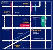 裕天国际商汇中心交通图