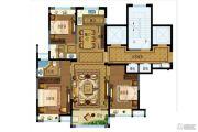 湖山香颂湾3室2厅2卫0平方米户型图