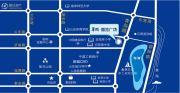 华润・置地广场交通图