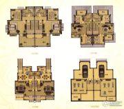 海澜山庄4室4厅1卫303平方米户型图