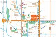 招商中央华城规划图