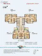 阳光城丽景湾97--113平方米户型图