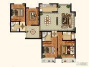 k2玉兰湾4室2厅3卫160平方米户型图