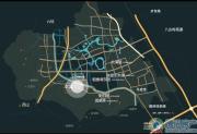 北辰香麓交通图