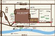 中鼎名汇交通图