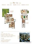荣邦城4室2厅2卫425平方米户型图