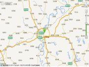 滨江景城交通图
