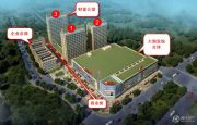 绍兴国际财富中心规划图