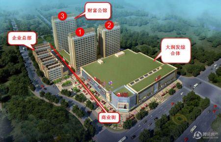 绍兴国际财富中心